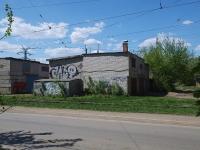 Samara, st Olimpiyskaya. garage (parking)