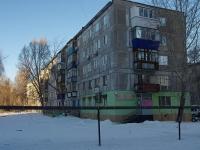 Samara, alley Dolotny, house 6. Apartment house