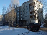 Samara, alley Dolotny, house 7. Apartment house
