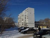 Samara, alley Dolotny, house 8. Apartment house