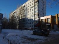 Samara, alley Dolotny, house 9. Apartment house