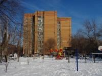 Samara, alley Dolotny, house 16. Apartment house