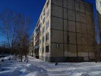 Samara, alley Dolotny, house 22. Apartment house