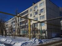Samara, alley Dolotny, house 24. Apartment house