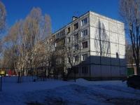 Samara, alley Dolotny, house 24А. Apartment house
