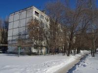 Samara, alley Dolotny, house 26. Apartment house