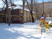 Samara, Ln Ostrogozhskiy, house 2. Apartment house