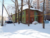 neighbour house: Ln. Ostrogozhskiy, house 4. Apartment house