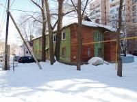 neighbour house: Ln. Ostrogozhskiy, house 4. Apartment house