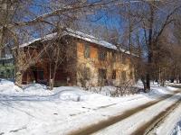 Samara, Ostrogozhskiy Ln, house 14. Apartment house