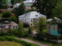 Samara, st Paradnaya, house 2. Apartment house