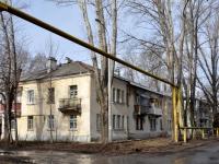 Samara, st Paradnaya, house 3. Apartment house