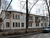 Samara, st Paradnaya, house 6. Apartment house