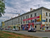 neighbour house: avenue. Kirov, house 48. Apartment house
