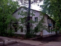 Samara, Kirov avenue, house 78. Apartment house