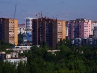 neighbour house: avenue. Kirov, house 302. Apartment house