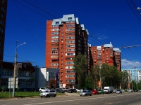 neighbour house: avenue. Kirov, house 316. Apartment house