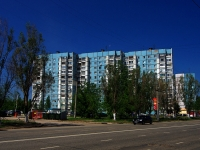 neighbour house: avenue. Kirov, house 322. Apartment house