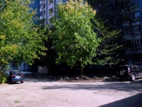 Samara, Kirov avenue, house 322. Apartment house