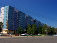 neighbour house: avenue. Kirov, house 326. Apartment house