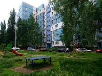 neighbour house: avenue. Kirov, house 328. Apartment house