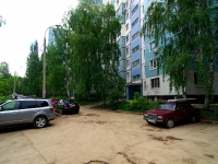 Samara, Kirov avenue, house 328. Apartment house