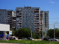 neighbour house: avenue. Kirov, house 401. Apartment house