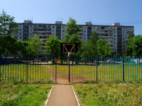 neighbour house: avenue. Kirov, house 409. Apartment house