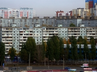 neighbour house: avenue. Kirov, house 419. Apartment house