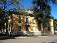 neighbour house: avenue. Kirov, house 155. Apartment house