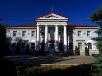 neighbour house: avenue. Kirov, house 157. governing bodies Администрация Кировского района г.Самара