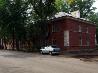 neighbour house: avenue. Kirov, house 179А. Apartment house