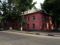 neighbour house: avenue. Kirov, house 187. Apartment house