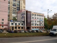 neighbour house: avenue. Kirov, house 387. multi-purpose building