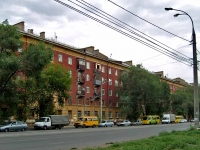 neighbour house: avenue. Kirov, house 143. Apartment house