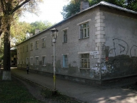 neighbour house: avenue. Kirov, house 162. Apartment house