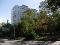 neighbour house: avenue. Kirov, house 166. Apartment house
