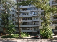Samara, Kirov avenue, house 166. Apartment house