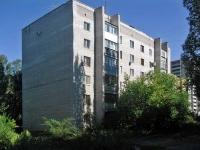 Samara, Kirov avenue, house 168. Apartment house