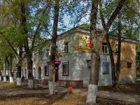 neighbour house: avenue. Kirov, house 197. Apartment house