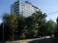 neighbour house: avenue. Kirov, house 208. Apartment house