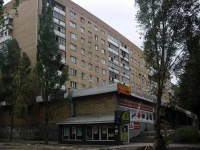 neighbour house: avenue. Kirov, house 210. Apartment house