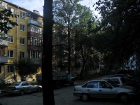 Samara, Kirov avenue, house 214. Apartment house