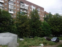 Samara, Kirov avenue, house 224. Apartment house