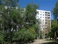 neighbour house: avenue. Kirov, house 258. Apartment house