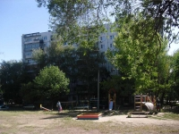 Samara, Kirov avenue, house 258. Apartment house