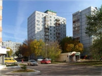Samara, Kirov avenue, house 307. Apartment house