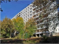 Samara, Kirov avenue, house 309. Apartment house
