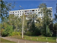 neighbour house: avenue. Kirov, house 315. Apartment house