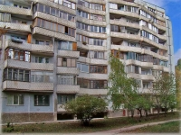 Samara, Kirov avenue, house 329. Apartment house